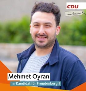 Mehmet Oyran