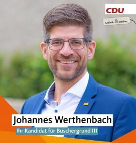 Johannes Werthenbach